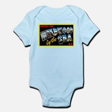 Greetings from Wildwood Infant Bodysuit