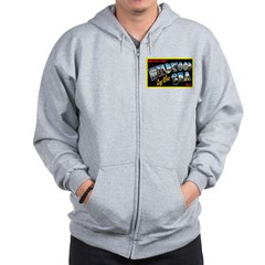 Greetings from Wildwood Zip Hoodie