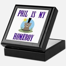 Homeboy Groundhog Day Keepsake Box