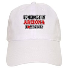Arizona 2 Baseball Cap