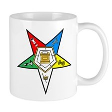 Eastern Star Small Mug
