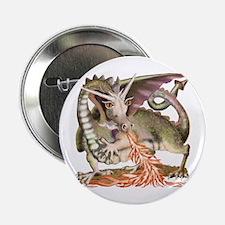 "Fire Dragon 2.25"" Button"