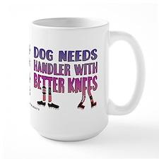 Better Knees (Purple) Mug
