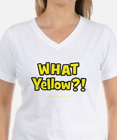 What Yellow?! Shirt