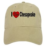 I Love Chesapeake Cap