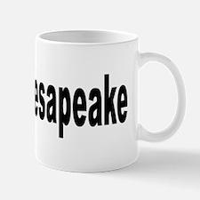 I Love Chesapeake Mug