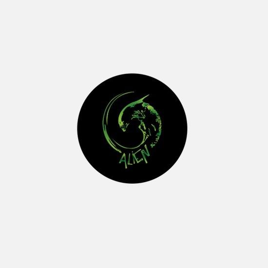 The Alien Mini Button