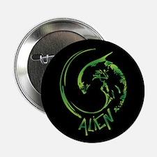 """The Alien 2.25"""" Button"""