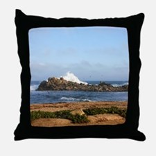 Pacific Grove, California Throw Pillow