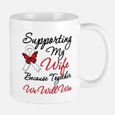 Cancer Support Wife Mug