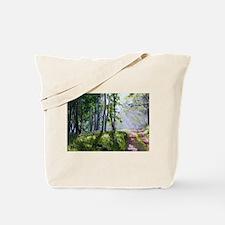 Green Lane #1 Tote Bag