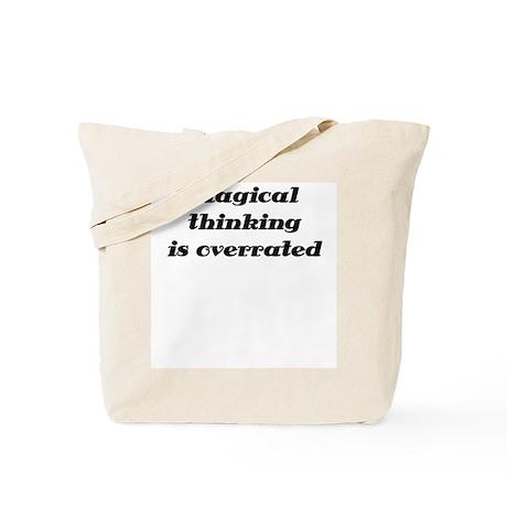OCD Magical thinking Tote Bag