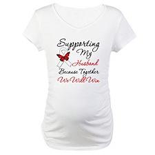 Cancer Support Husband Shirt