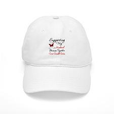 Cancer Support Husband Baseball Cap
