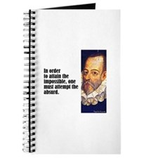 "Cervantes ""Absurd"" Journal"