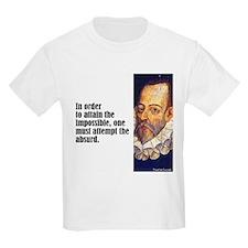 "Cervantes ""Absurd"" T-Shirt"