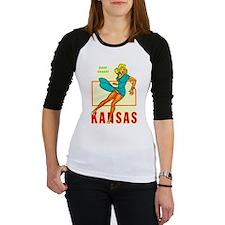 Vintage Kansas Pin-up Shirt