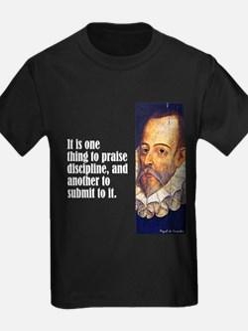 "Cervantes ""Discipline"" T"
