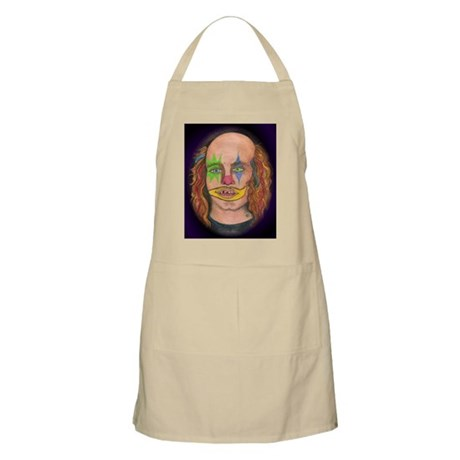 Creepy the Clown BBQ Apron