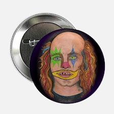 "Creepy the Clown 2.25"" Button"