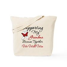 Cancer Support Grandma Tote Bag