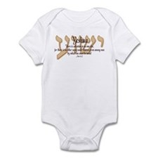 Yeshua Acts 4:12 Infant Creeper