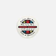 Rescue Agility - Raise Mini Button