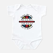 Rescue Agility - Raise Infant Bodysuit