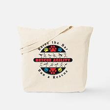 Rescue Agility - Raise Tote Bag