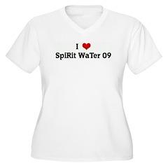 I Love SpiRit WaTer 09 T-Shirt