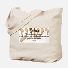 Yeshua Acts 4:12 Tote Bag