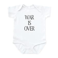 War Is Over Infant Bodysuit