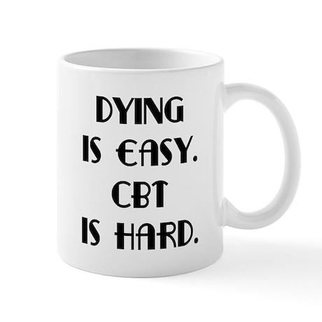 OCD CBT is hard Mug