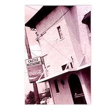 Castle Restaurant Postcards (Package of 8)