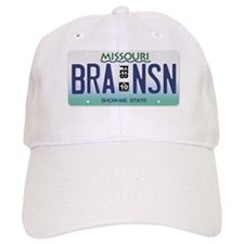 Branson License Plate Baseball Cap