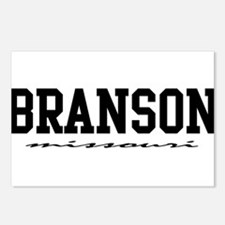 Branson, Missouri Postcards (Package of 8)