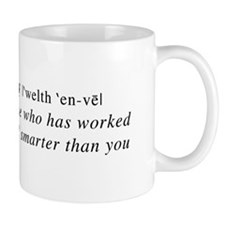 Wealth Envy Mug