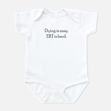 OCD ERT is hard Infant Bodysuit