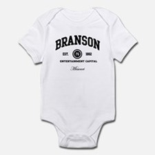 Branson, Missouri - Live Ente Infant Bodysuit