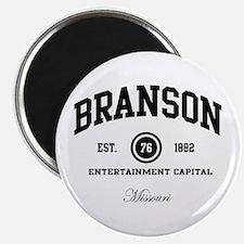 Branson, Missouri - Live Ente Magnet