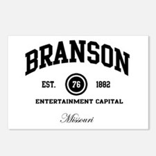 Branson, Missouri - Live Ente Postcards (Package o