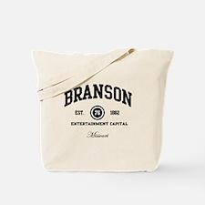 Branson, Missouri - Live Ente Tote Bag