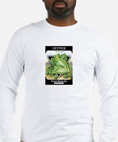 Lettuce Long Sleeve T-Shirt