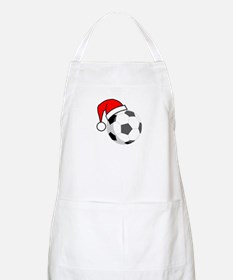 Soccer Greetings BBQ Apron