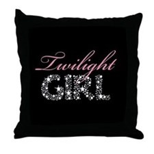 Cute Twilight sparkle Throw Pillow