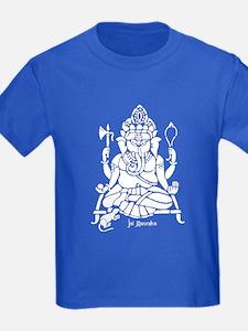 Jai Ganesh (White) T