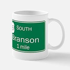 65 South to Branson, Missouri Mug