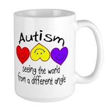 Autism, Seeing The World From A Different Angle La