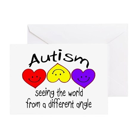 Autism, Seeing The World From A Different Angle Gr