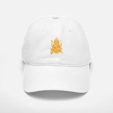 Jai Ganesh (Orange) Baseball Baseball Cap